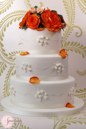Autumn Wedding cakes, Wedding Cake Designers London