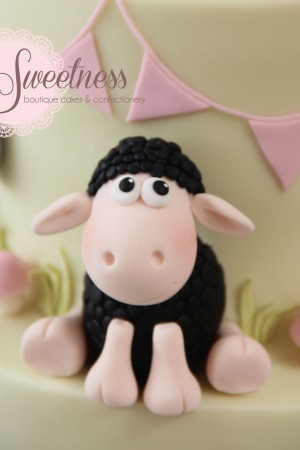 Nursery rhyme cakes London, baby shower cakes london