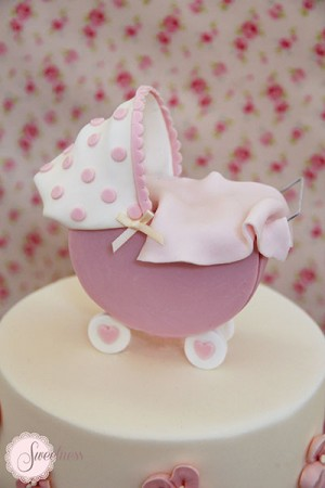 Baby Shower Cakes London