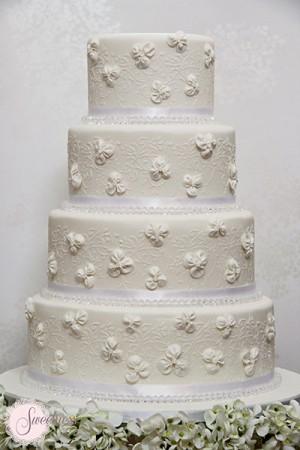 Crystal Wedding Cakes, Great Gatsby Wedding Cakes London