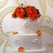 Autumn Wedding cakes, Wedding Cake Designers London